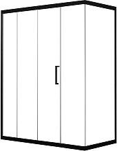 Box Doccia Angolare 70x160 Cm 1 Anta Scorrevole In