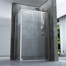 Box doccia apertura saloon cristallo 6mm | kim,
