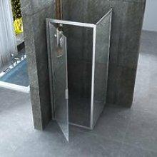 Box doccia due lati con porta piovante e lato