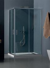 Box doccia ECO in cristallo 6 mm cincill - Tamanaco