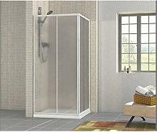 Box doccia in acrilico Smeralda rettangolare