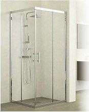 Box doccia in cristallo 6mm elyane