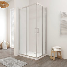 Box doccia LISBONA doppia porta scorrevole