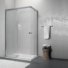 Box doccia MOSCA doppia porta scorrevole