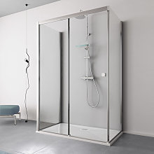Box doccia MOSCA porta scorrevole rettangolare 3