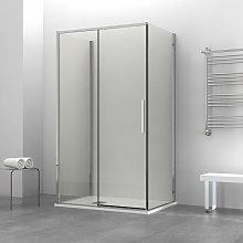 Box doccia OSLO porta scorrevole rettangolare 3