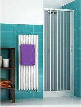 Box doccia parete porta nicchia soffietto