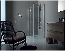 Box doccia porta battente con anticalcare TB71 cm