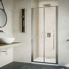 Box doccia porta saloon cm 70 cristallo temperato