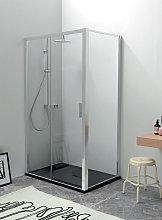 Box doccia PSCQUICK con lato fisso in cristallo 6