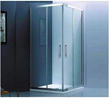 Box doccia quadrato 90X90 Roma - Bagnoexpert