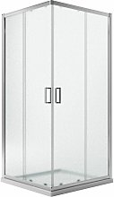 Box Doccia Rettangolare 70x100 H185 Stampato C 6mm