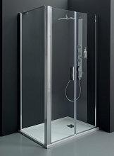 Box doccia SALOON in cristallo 6 mm trasparente