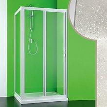 Box doccia scorrevole h 185 cm in acrilico mod.