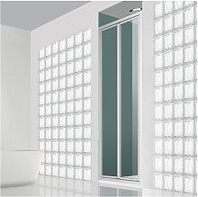 Box doccia Smeralda saloon in cristallo 3 mm