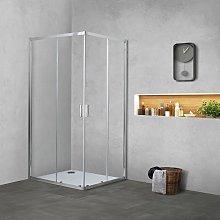 Box doccia TOKYO doppia porta scorrevole
