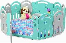 Box per Bambini Barriera di Sicurezza 12 Pannelli,