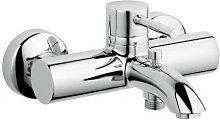 Bozz con maniglia vasca-doccia cromata