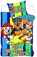 BrandMac ApS Paw Patrol, biancheria da letto per