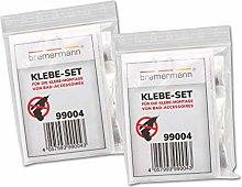 bremermann - Set di adesivi per il montaggio di