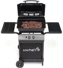 Bricoshop24 - Barbecue a Gas con Pietra Lavica 2