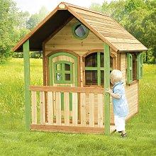 Bricoshop24 - Woodhouse Casetta Legno Alex Parco
