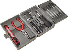 Briday - 24PC Home Caso multifunzionale Hardware