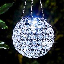 Briday - Lanterna solare a sospensione decorativa