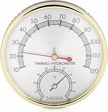 Briday - Termometro per sauna, termometro con