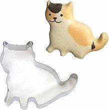 Brookton Stampo a forma di gatto, teglia per il