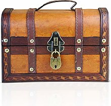 Brynnberg Scrigno del Tesoro Vintage 22x14x14cm -