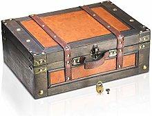 Brynnberg Scrigno del Tesoro Vintage 38x27x14cm -