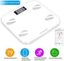BT Body Intelligent Fat Scale Bilancia pesapersone