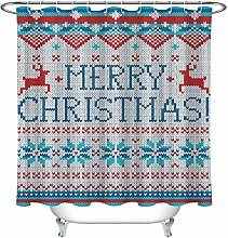 Buon Natale maglione modello Stampa HD, tenda da
