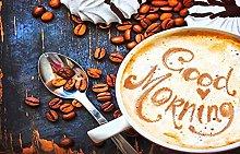 Buongiorno Caffè Puzzle In Legno 98 Pezzi Sfida