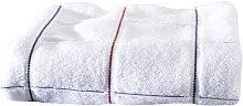 Buscher, Telo da Sauna, Bianco (Weiß)