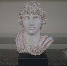 Busto antino - Antinoos - Antica Roma-Grecia -