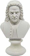 Busto di Bach- Riproduzione in agglomerato di