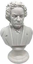 Busto di Beethoven - Riproduzione in agglomerato