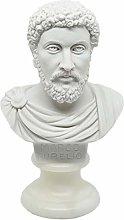 Busto statua Marco Aurelio Imperatore Romano -