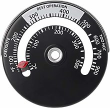 Buwei Termometro per Canna fumaria per Stufa