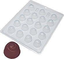 BWB 132 Stampo per cioccolatini a base di