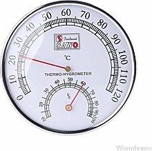 BWCGA Termometro Sauna Caso In Metallo Steam Sauna
