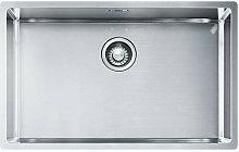 BXX 210/110-68 - Lavello Box, Inox satinato,
