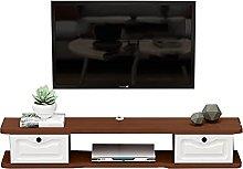 BXYXJ Mobile sospeso per TV, Scaffale TV