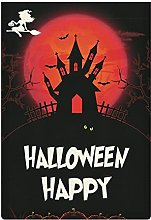 BYRON HOYLE - Bandiera decorativa per Halloween,