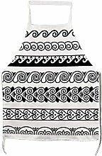 BYRON HOYLE - Grembiule da cucina nazionale azteco