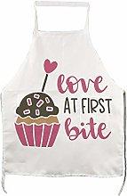BYRON HOYLE Love At First Bite - Grembiule da