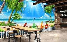 BZZB adesivo murale 3dCultura animali marini