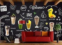 BZZB carta da parati adesiva muro camera da